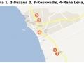 Vila Ana Potos Apartmani za letovanje na Tasosu u Grckoj (2)