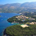 sivota greece summer 2020 ionian sea beach sivota ionian beach greece 2020