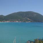 Vasiliki Lefkada letovanje 2021, vasiliki lefkada plaza, more