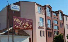Vila Milka Ohrid