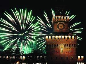 Docek nove godine Milano 2020, Milano Italija nova godina 2020, docek nove 2020 godine u Milanu
