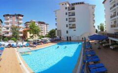 Eftalia Aytur Hotel Alanja