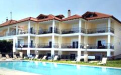 Vila Golden Bay Pefkohori