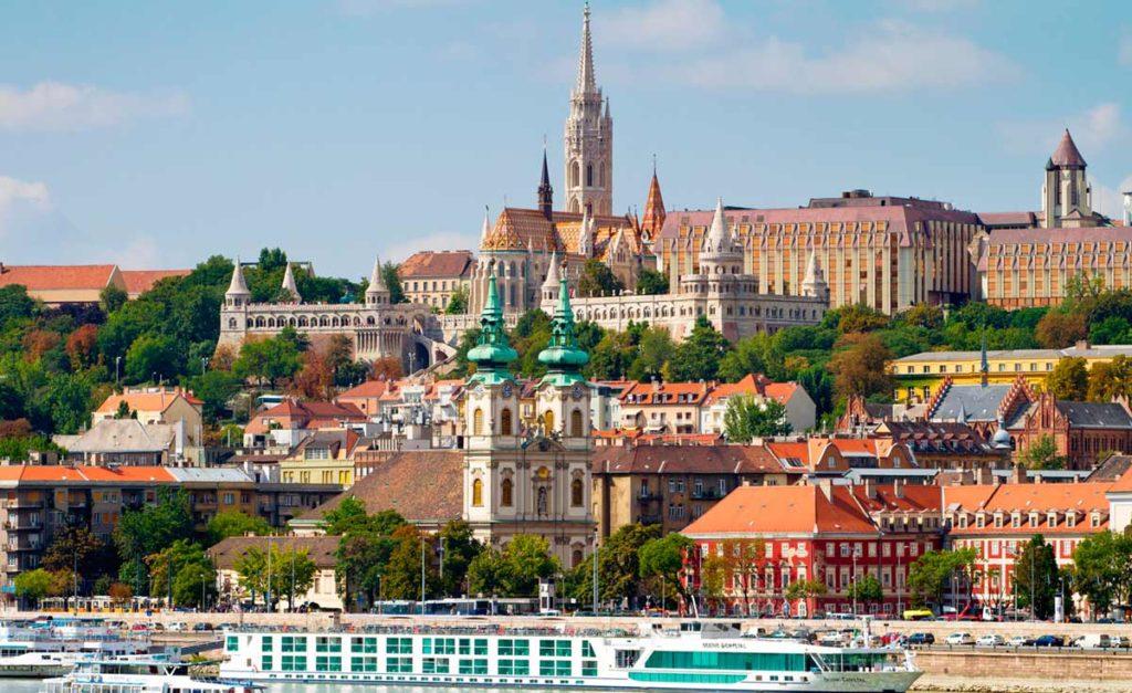 Budimpesta putovanja, putovanje u budimpestu