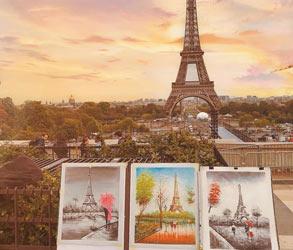 Pariz Putovanja 2020, Putovanja u Pariz 2020, ponuda jeftinih putovanja