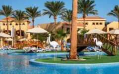 Cleopatra Luxury Resort Makadi Bay Hurgada